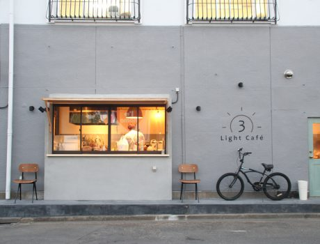 "3 Light Cafeサンライトカフェ 新狭山 / ""3Light Cafe"" Sayama-City Saitama"